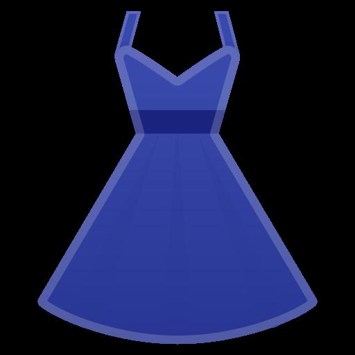 Dress Icon Noto Emoji Clothing Objects Iconset Google