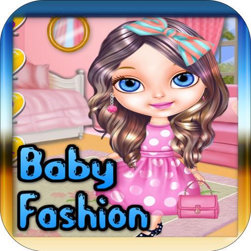 Baby Fashion Design Dress Up Games