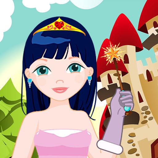 Dress Up Little Princess Game