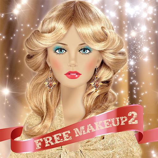 Makeup, Hairstyle Dress Up Fashion Princess Free