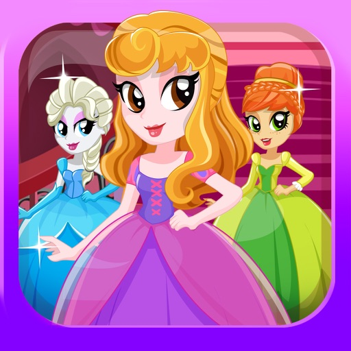 Pony Girls Descendants Dress Up Games For Free
