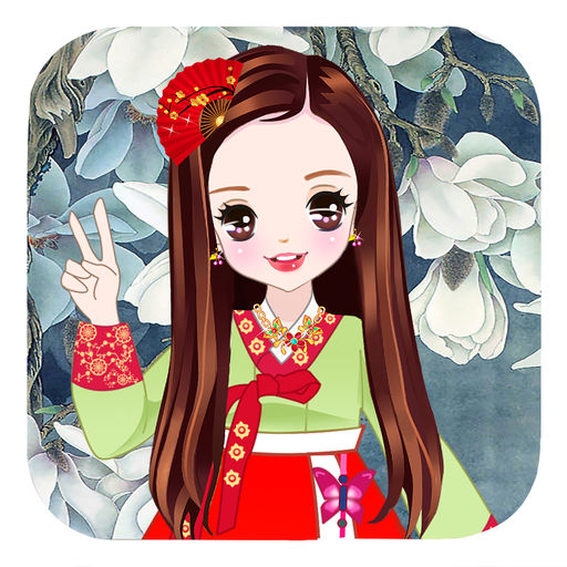 Tang Dynasty Princess Free Dress Up Game For Kids