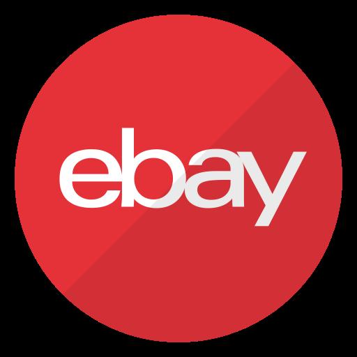 Buy, Ebay, Items, Logo, Website Icon