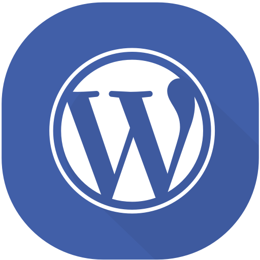Circle, Design, Material, Online, Web, Website, Wordpress Icon