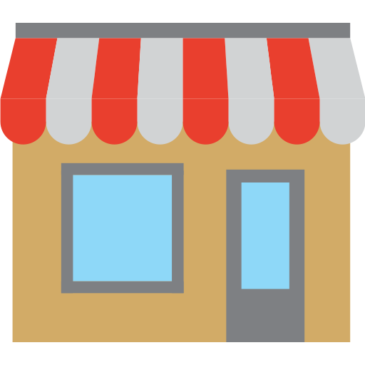 Home, House, Online, Shop, Store Icon