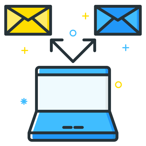 Email Icon Job Seeker Iconset Inipagi Studio
