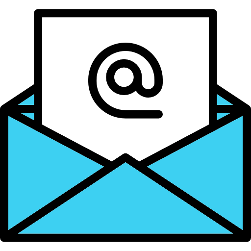 Email Icon Linear Color Seo Freepik