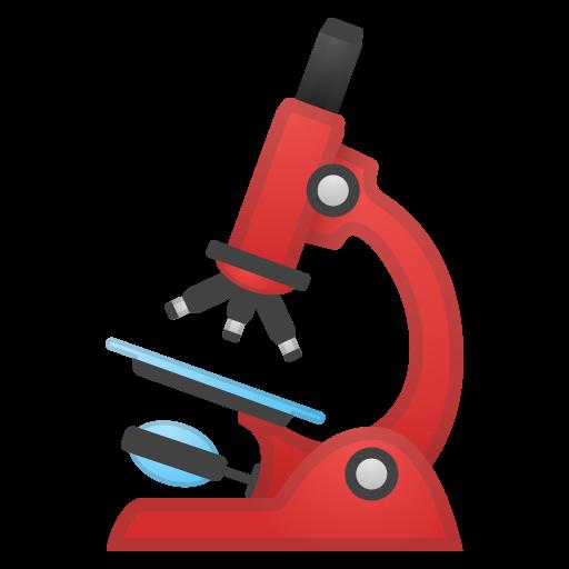 Microscope Icon Noto Emoji Objects Iconset Google