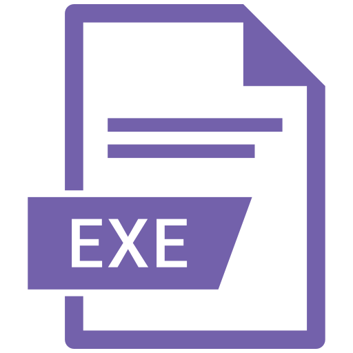 , Extension, Exe Icon Free Of Extension Names Vol Icons