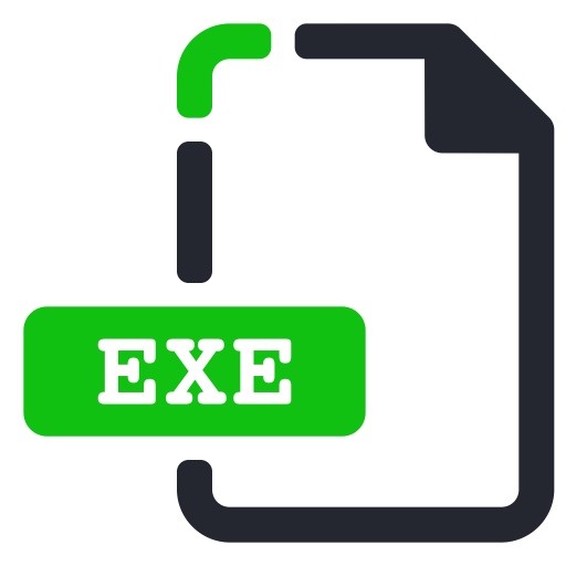 Exe, Executable, Extension, Icon