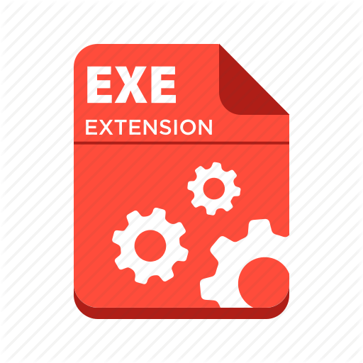 Exe, Executable File, File, Types Icon