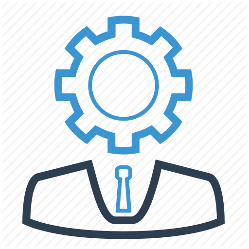 Customer Service, Gear, Productivity, Seo Expert, Support Icon