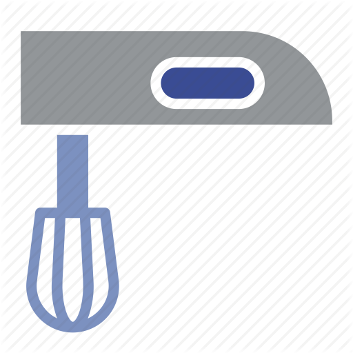 Blender, Extractor, Squeezer, Technology Icon