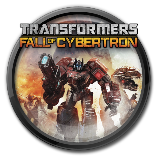 Transformers Fall Of Cybertron Official Icon