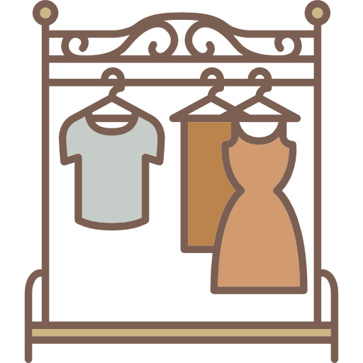 Clothes Rack Icons Free Download