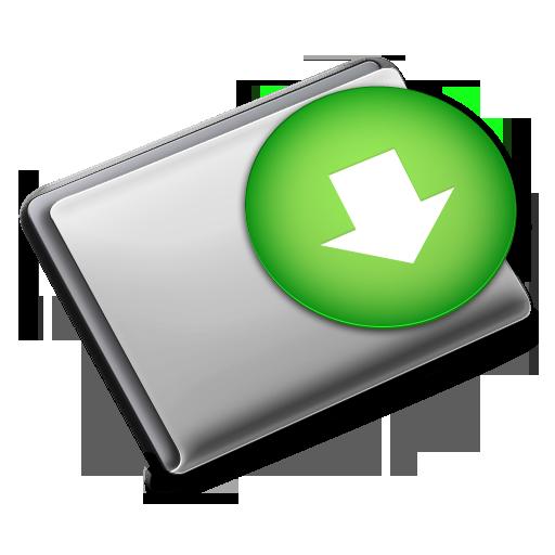 Folder Downloads Icon Nod Iconset Rimshotdesign