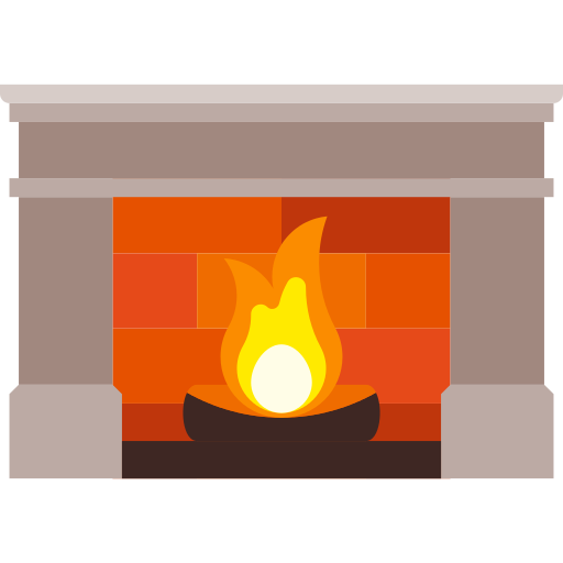 Fireplace Chimney Png Icon