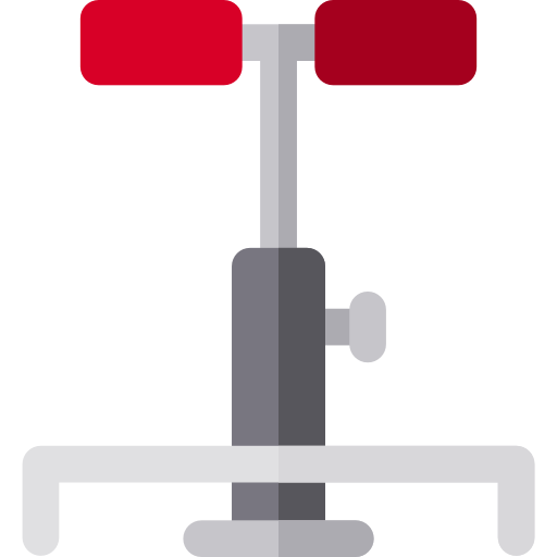 Fitness And Equipment Color Icon