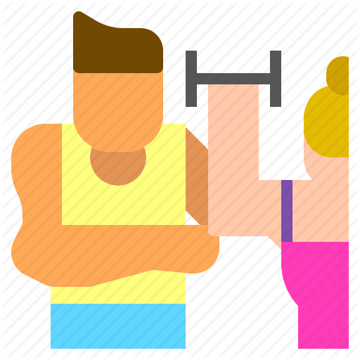 Coach, Exercise, Fitness, Sports, Trainer, Training, Workout Icon