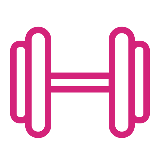 Dumbbell, Exercise, Fitness Icon With Png And Vector Format