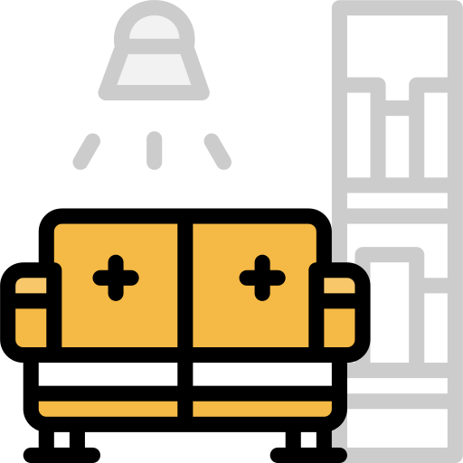 Fitness Treadmill Png Icon