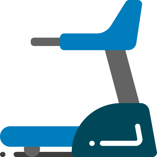 Treadmill Gym Png Icon