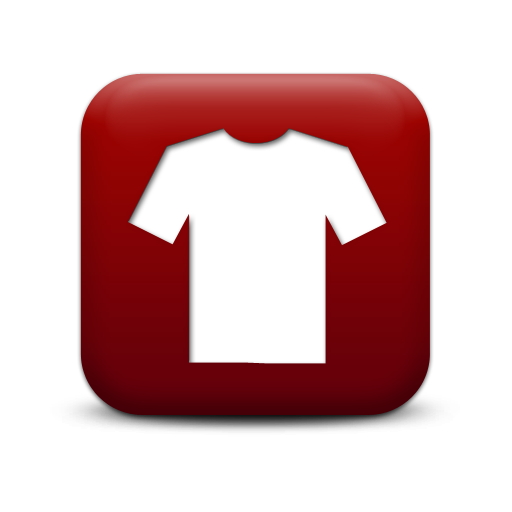 Shop! Insights Center Simple Red Square Icon People Things