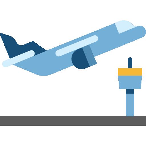 Airport, Plane, Transport, Backpack, Flight, Aeroplane, Airplane