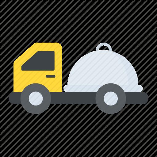Food Delivery, Food Delivery Service, Food Delivery Van, Food