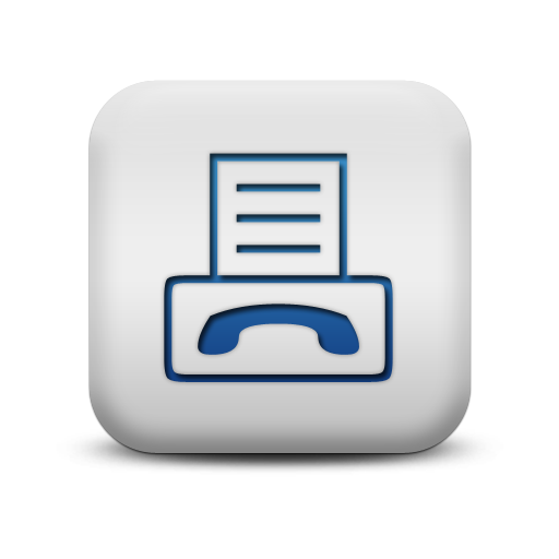 Fax Icon For Email Signature Images