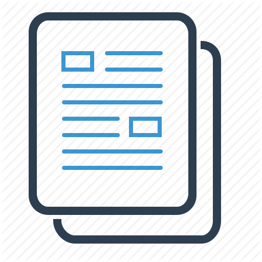 Content, Copy, Documents, Duplicate Icon