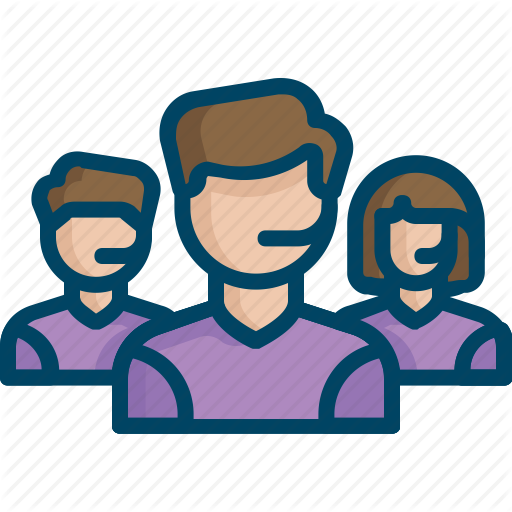 Care, Customer, Help, Service, Support, Team Icon