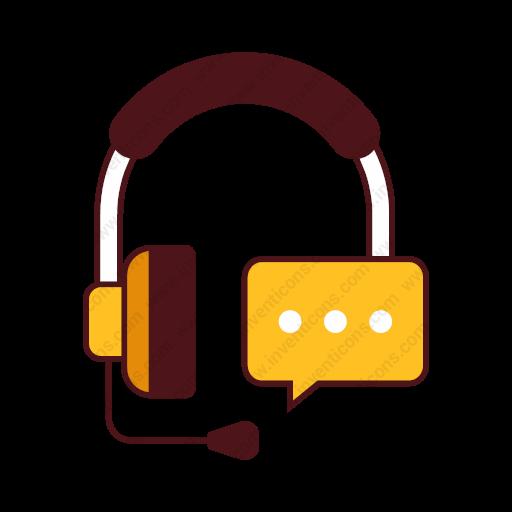 Download Customer,service Icon Inventicons