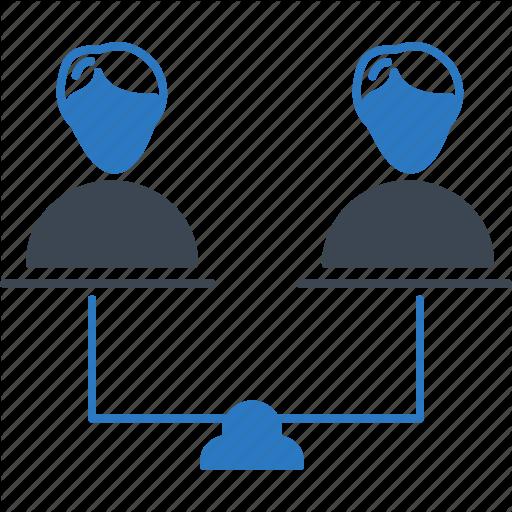 Balance, Easy, Easy Match, Match, Profile Match Icon