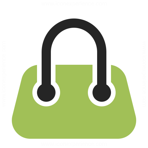 Handbag Icon Iconexperience