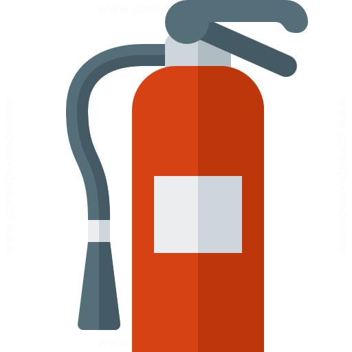 Fire Extinguisher Icon Matafuegos Fire