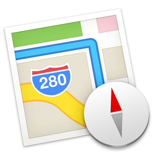 Export A Map Of Any Location In Pdf Format From Mac Os X