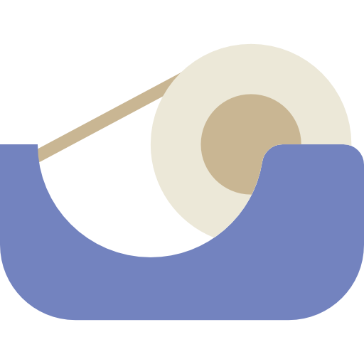 Miscellaneous, Tape, Tools And Utensils Icon