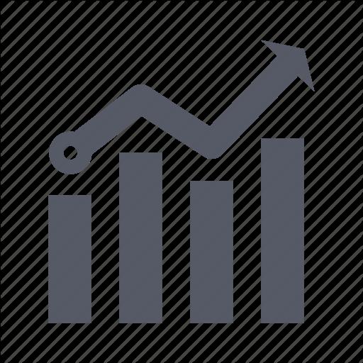 Analytics, Graph, Growth, Performance Icon