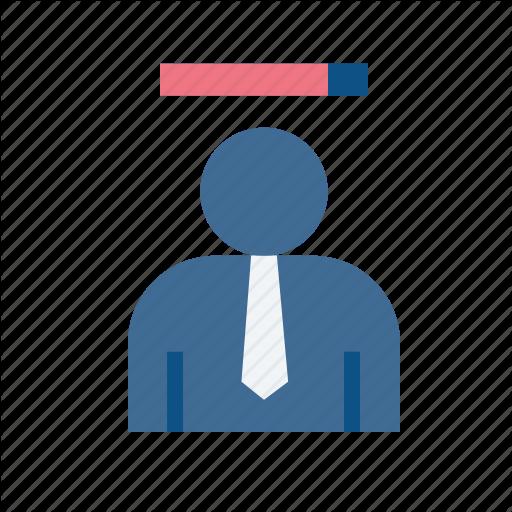 Employee, Measure, Performance, Qualities, Skill, User Icon