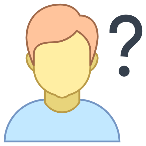 Why, People, Man, Client, Question, Questions, Support Icon