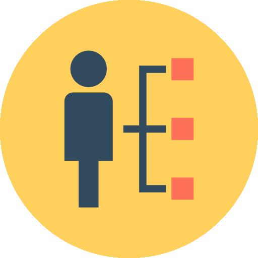 Skills Icon Human Resources Vectors Market