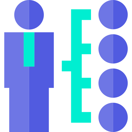 Competence, Skills, Stick Man, Business, Worker, People, Employee Icon