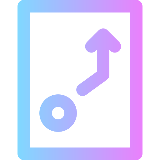 Strategy Icon Business Colored Freepik