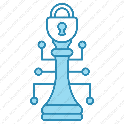 Download Cyber,strategy Icon Inventicons
