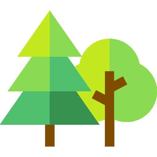 Forest Icon Renewable Energy Freepik