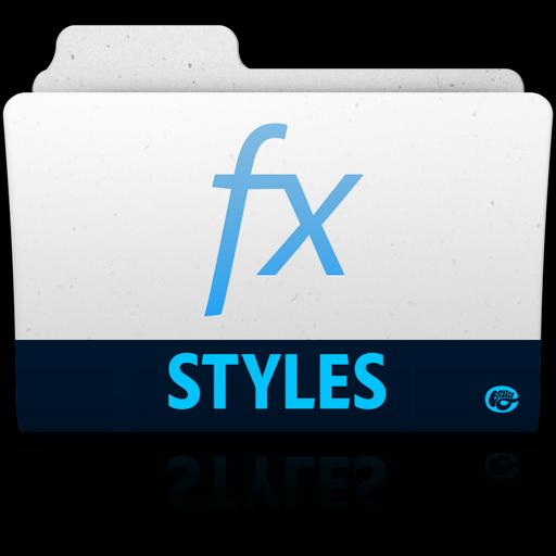 Fx Folder Icon Adobe Folders Iconset Vladgohn