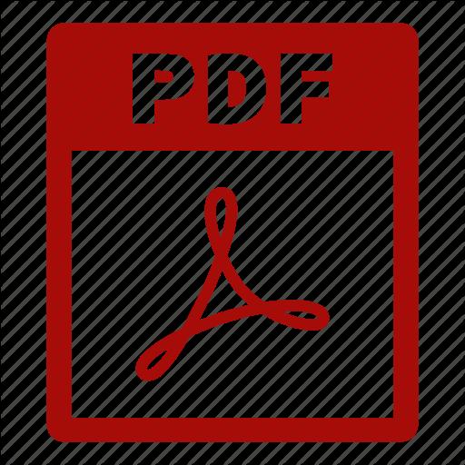 Document, Extension, File, Format, Pdf, Pdf Icon