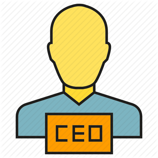 Ceo, Chief, Entrepreneur, Executive, Founder, Man, Officer Icon