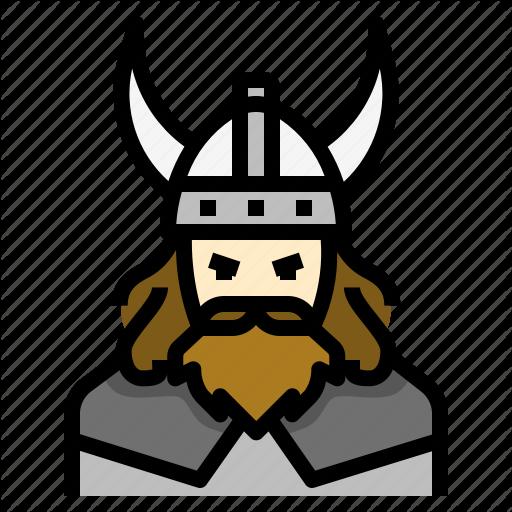 Avatar, Battle, Hammer, Helmet, User, Vikings, Warrior Icon